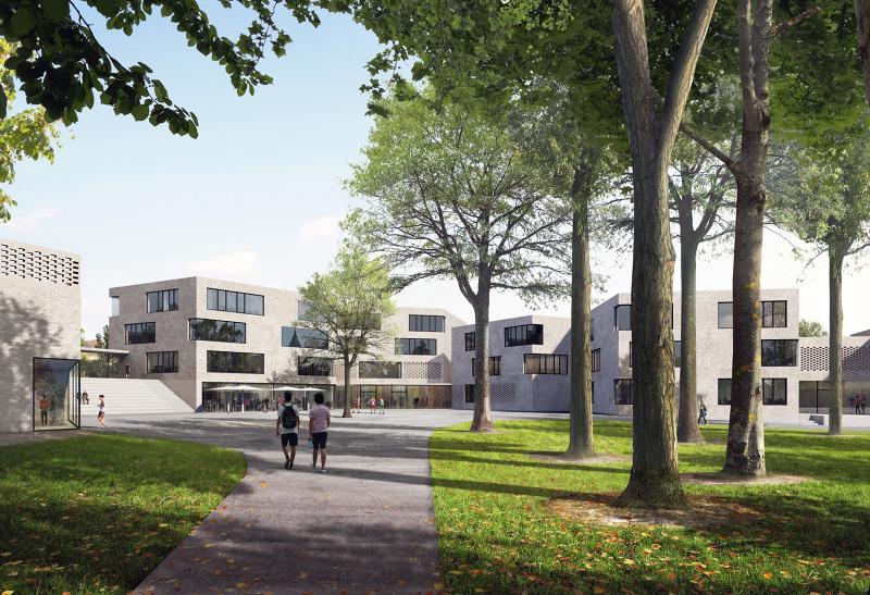 Architekt Bad Honnef complex bad honnef germany by v architekten