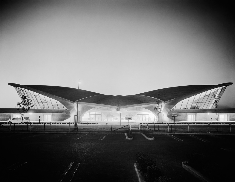 Twa Flight Center Eero Saarinen Amp Associates Atlas Of